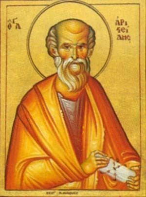 Athenagoras of Athens Make no Mistake About It Anyone Who Rejects The Holy Trinity Is Of