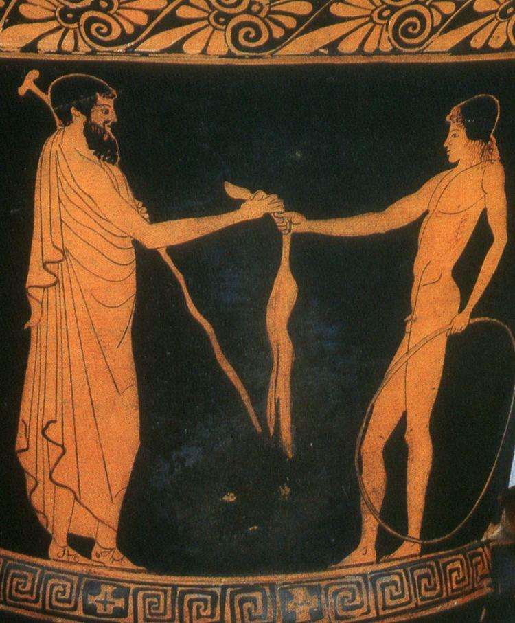 Athenian pederasty