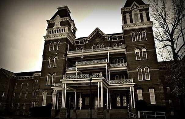 Athens Lunatic Asylum Athens Lunatic Asylum Athens Ohio Atlas Obscura
