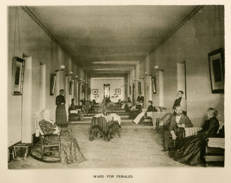 Athens Lunatic Asylum Athens Asylum For The Insane Indians Insanity and American