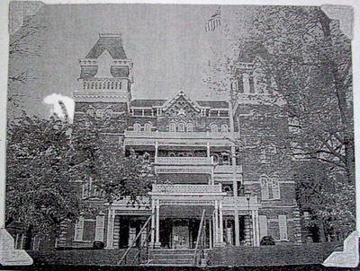 Athens Lunatic Asylum Paranormal Stories Haunted Places Athens Lunatic Asylum Haunted