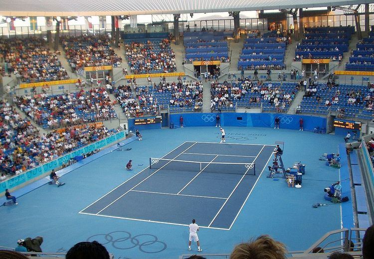 Athens Olympic Tennis Centre