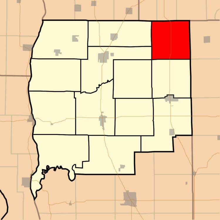 Athensville Township, Greene County, Illinois
