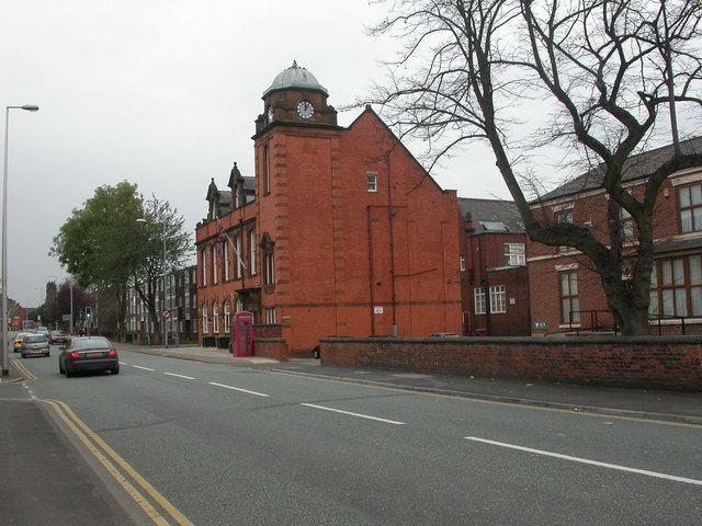 Atherton Urban District