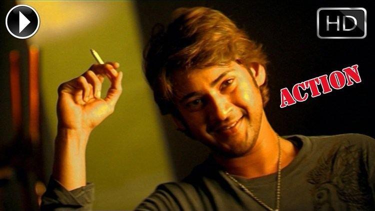Athidhi (film) Athidi Movie ScenesMahesh Babu Introduction Fight YouTube