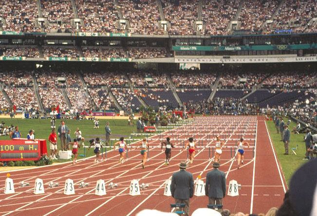 Athletics at the 1996 Summer Olympics – Women's 100 metres hurdles
