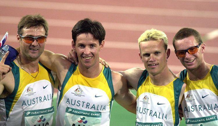 Athletics at the 2000 Summer Paralympics