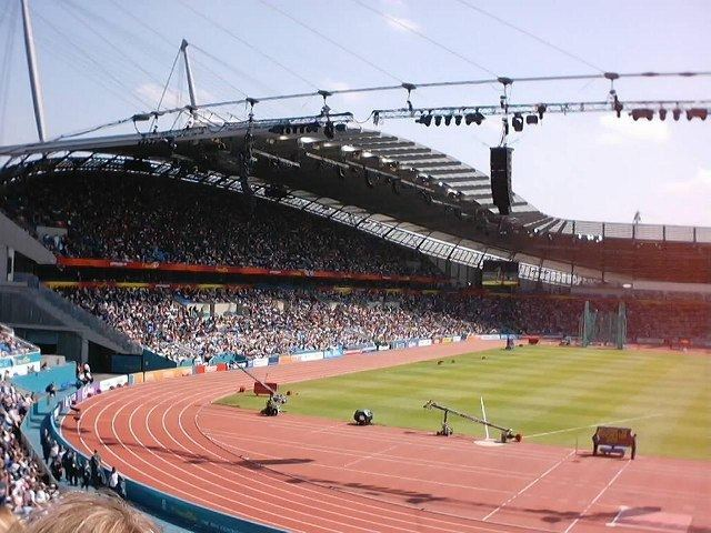 Athletics at the 2002 Commonwealth Games