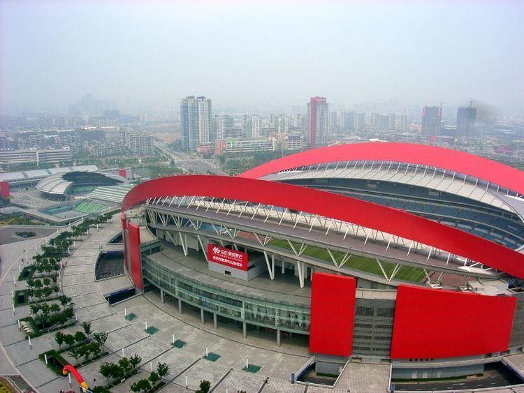 Athletics at the 2005 National Games of China