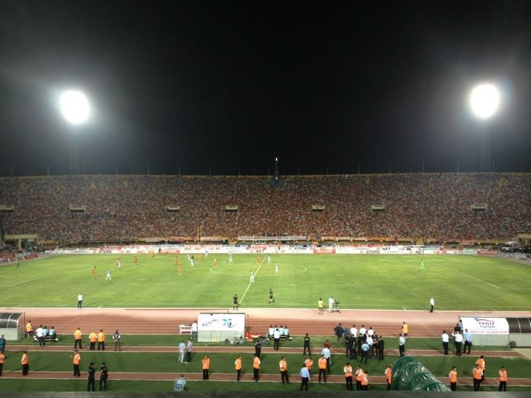 Athletics at the Islamic Games