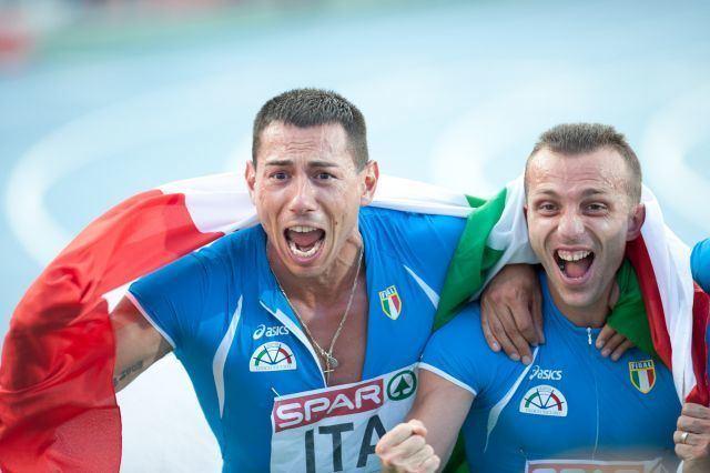 Athletics in Italy