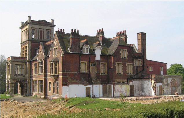 Athlone House Robert Adam39s proposal for new 20m Athlone House will go to appeal