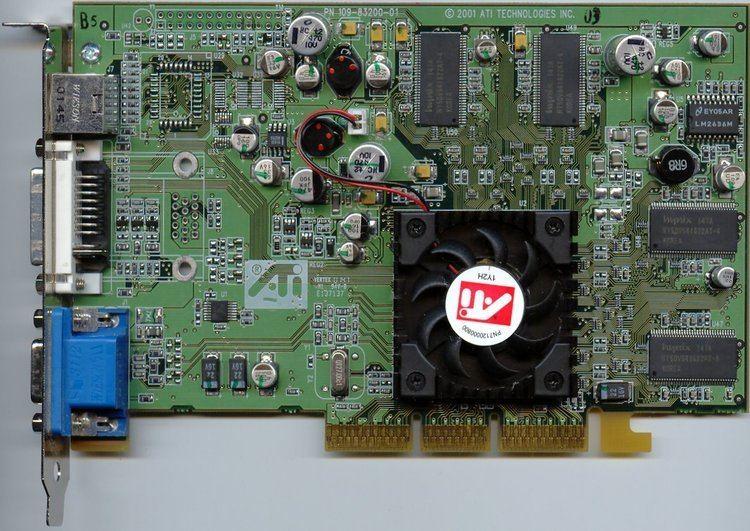 ATi Radeon R100 Series
