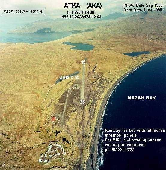 Atka Airport