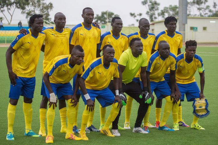 Atlabara FC PHOTOS Bright start for Police in CAF Confederation Cup The New