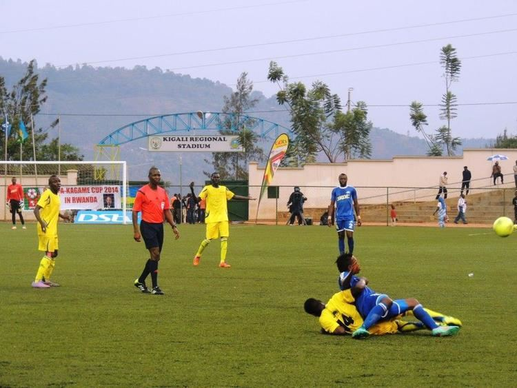 Atlabara FC After winning over Atlabara FC Rayon sports is now leading its pool