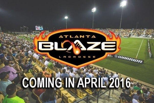 Atlanta Blaze Blaze