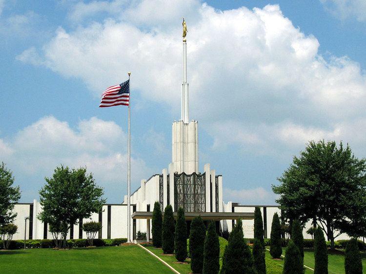 Atlanta Georgia Temple Atlanta Georgia LDS Mormon Temple Photographs Page 1