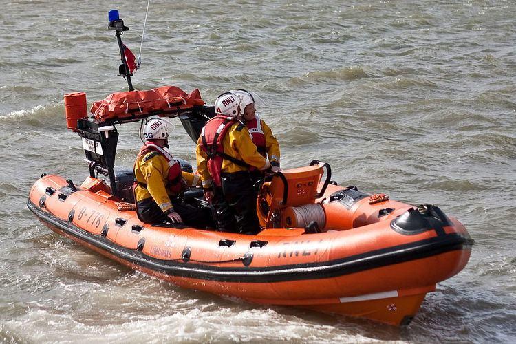Atlantic 75-class lifeboat