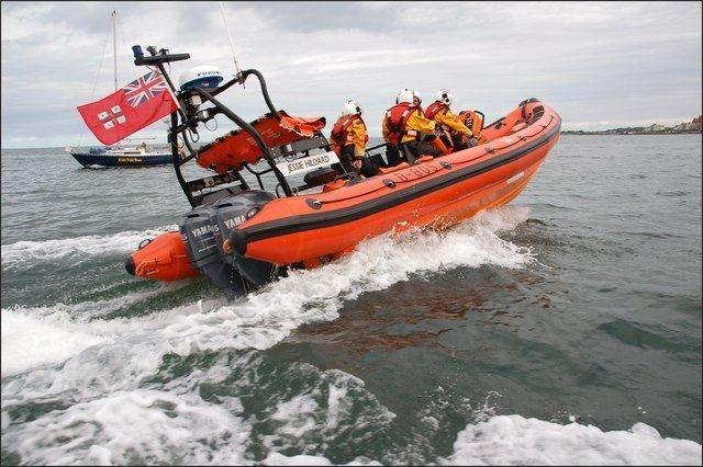 Atlantic 85-class lifeboat