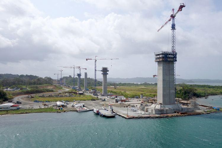 Atlantic Bridge, Panama Photo of the Week
