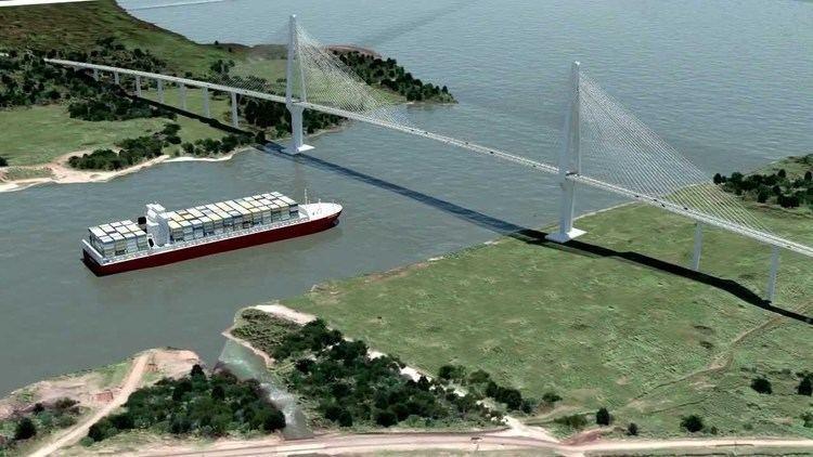 Atlantic Bridge, Panama httpsiytimgcomviCKCRhOFGFnImaxresdefaultjpg