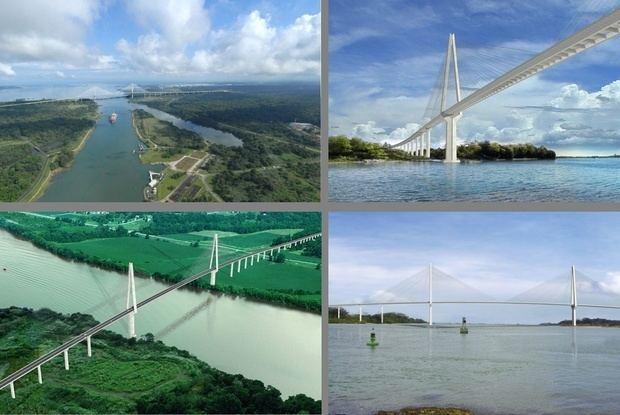 Atlantic Bridge, Panama Atlantic Bridge in Panama