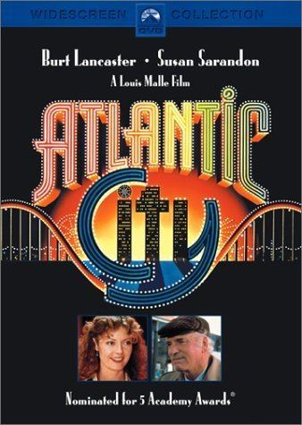 Atlantic City (1980 film) Amazoncom Atlantic City Burt Lancaster Susan Sarandon Kate Reid