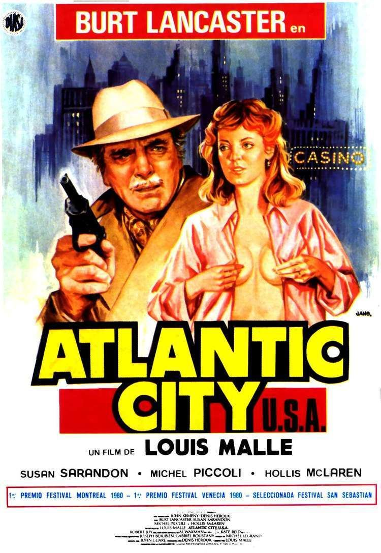 Atlantic City (1980 film) Atlantic City 1981 D Louis Malle To hear the show tune in to