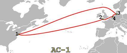 Atlantic Crossing 1