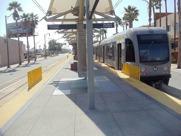 Atlantic station (Los Angeles Metro)