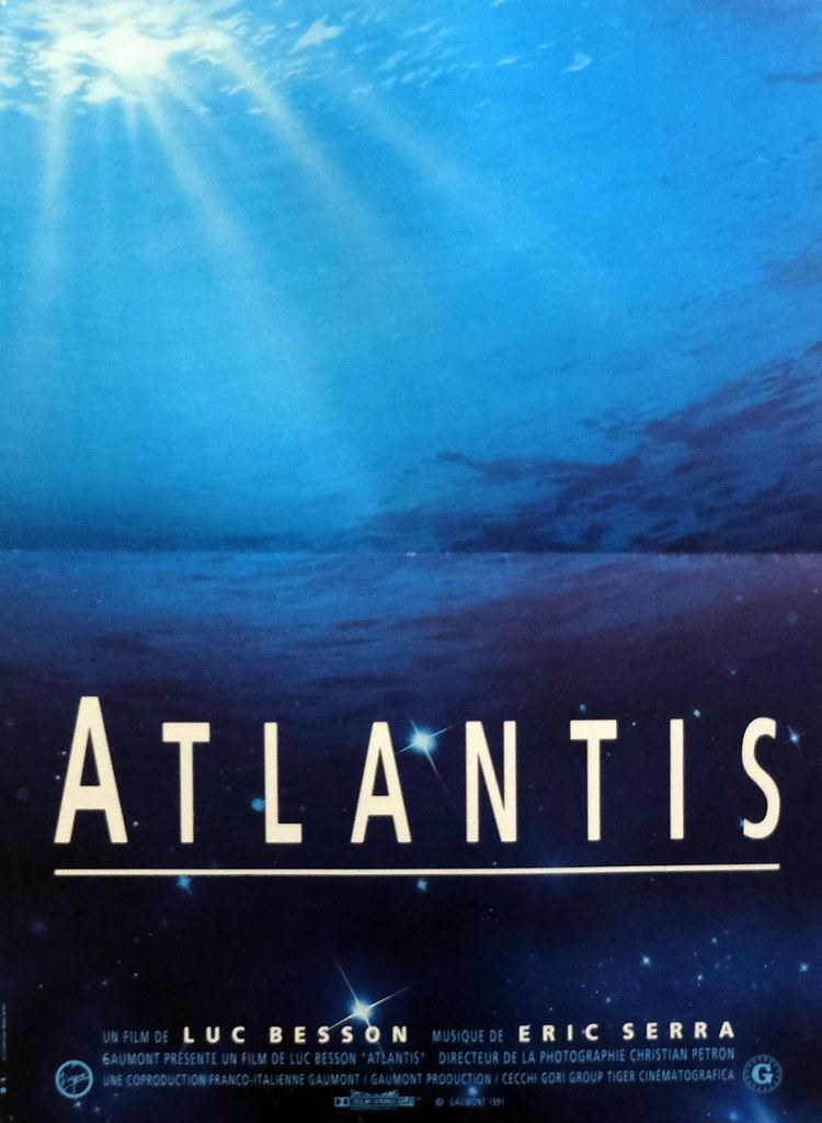 Atlantis (1991 film) ATLANTIS Movie Poster