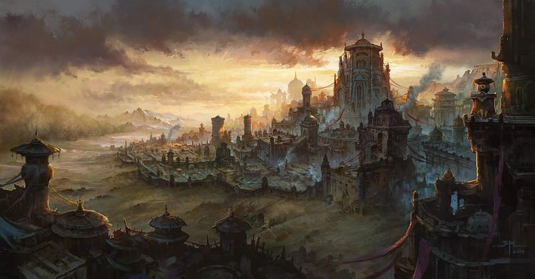 Atlantis of the Sands - Alchet...