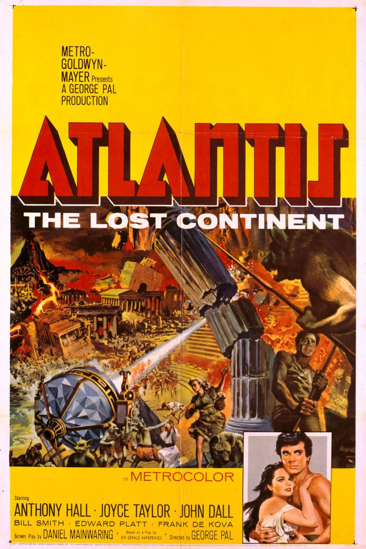 Atlantis, the Lost Continent wwwgstaticcomtvthumbmovieposters4034p4034p