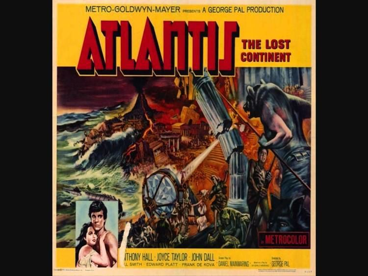 Atlantis, the Lost Continent Russell Garcia Atlantis The Lost Continent OvertureMain Titles