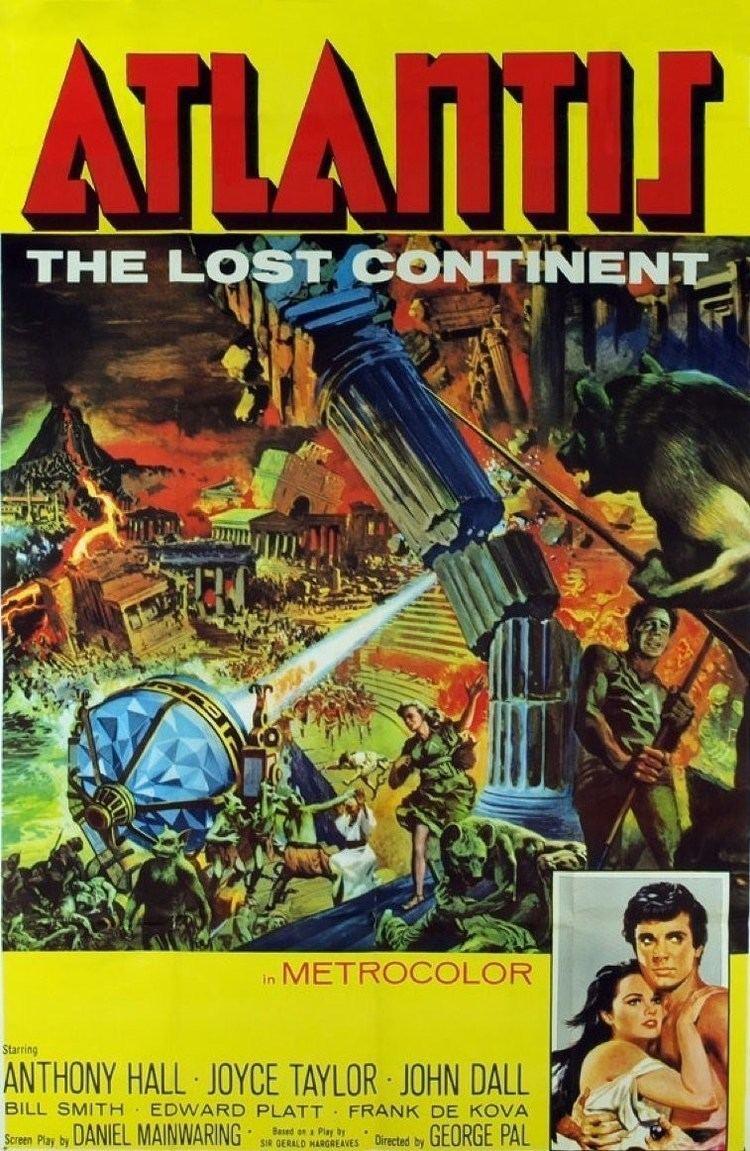 Atlantis, the Lost Continent Subscene Subtitles for Atlantis the Lost Continent