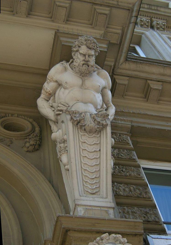 Atlas (architecture)