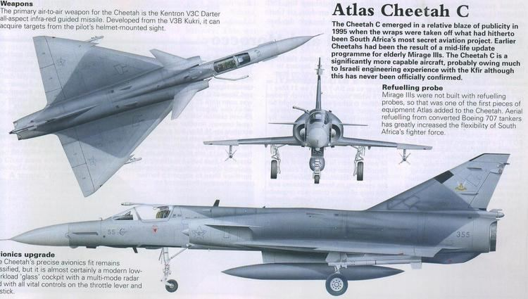 Atlas Cheetah AtlasDenel Cheetah OffTopic ARCHIVE World of Warplanes North