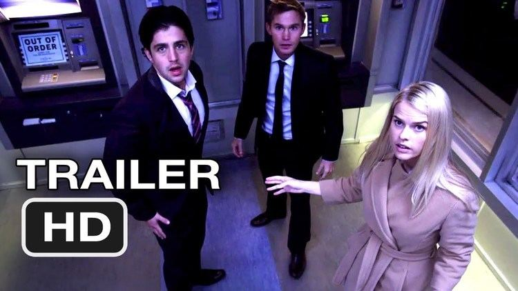 ATM (2012 film) ATM Official Trailer 1 Alice Eve Movie 2012 HD YouTube