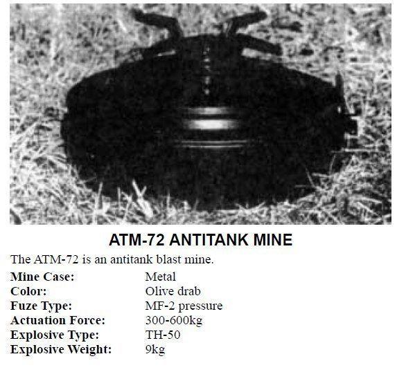 ATM-72 mine