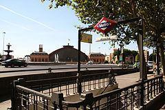 Atocha (Madrid Metro) httpsuploadwikimediaorgwikipediacommonsthu