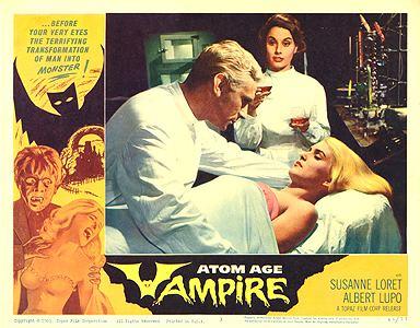 Atom Age Vampire Atom Age Vampire 1960