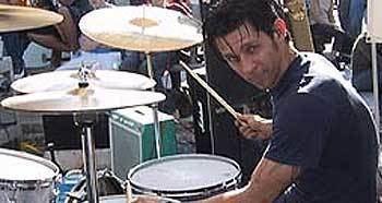 Atom Willard Atom Willard Drum Solo Artist