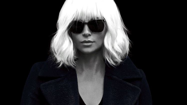 Atomic Blonde Charlize Theron Gets Her Wig On In The First Teaser Poster For Spy