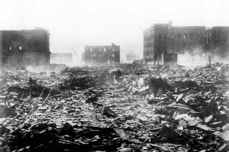 Atomic bombings of Hiroshima and Nagasaki On the Anniversary of Atomic Bombs on Hiroshima and Nagasaki