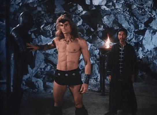 Ator linvincibile 2 movie scenes And because Conan the Destroyer was released D Amato quickly churned out Ator l invincibile 2 aka The Blade Master or Cave Dwellers 1984