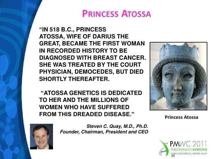 Atossa Atossa Personalized Medicine Slides