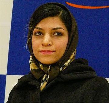 Atousa Pourkashiyan Aeroflot Open the guessing game Chess News