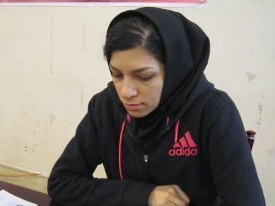 Atousa Pourkashiyan WGM Atousa Pourkashiyan is 2014 Iranian women39s champion
