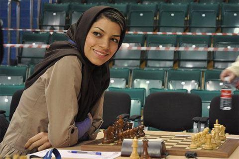 Atousa Pourkashiyan KhantyMansiysk pictorial all players identified Chess News